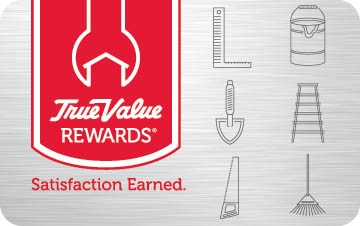 True Value Rewards Card