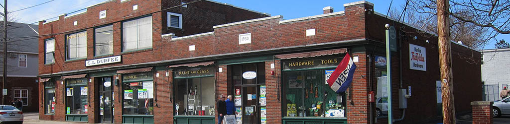 Durfee Hardware Building