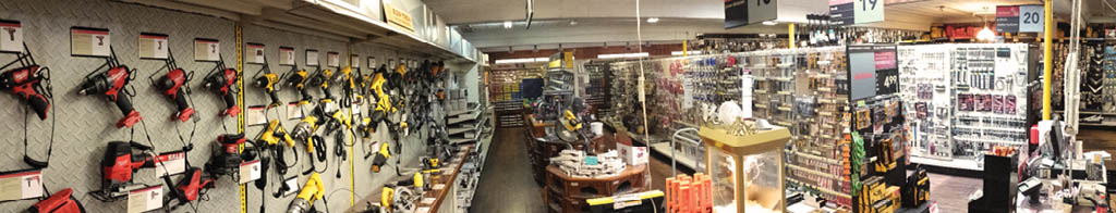 Durfee Hardware Second Floor