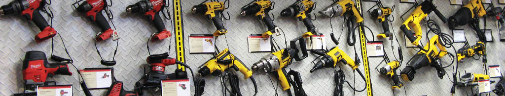 Power Tools Department